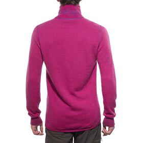 Woolpower Full Zip Veste 400 - Sweat-shirt - rose
